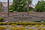 Sun City Summerlin Homes
